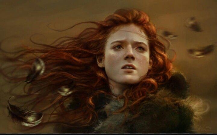 Game of Thrones (GOT) example #36: Game of Thrones ⋆ Yessica Corona