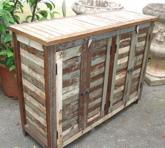 dessus meuble bois recycl recherche google d co. Black Bedroom Furniture Sets. Home Design Ideas