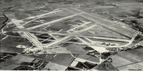 Heathrow Airport / 1946