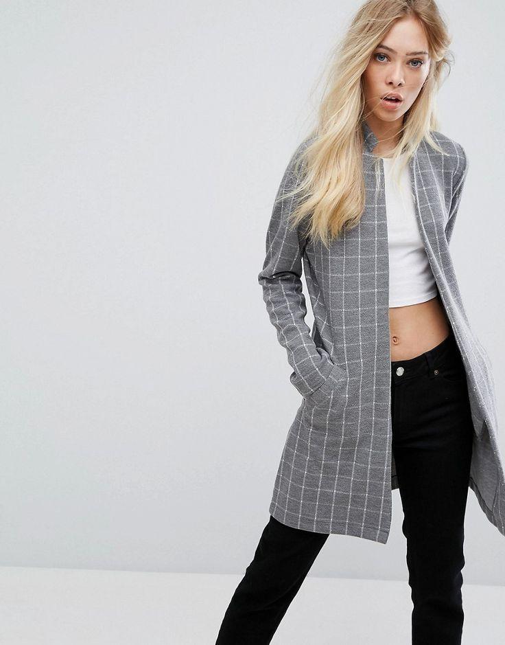 die besten 25 blazer grau ideen auf pinterest graue elegante freizeitkleider graue elegante. Black Bedroom Furniture Sets. Home Design Ideas