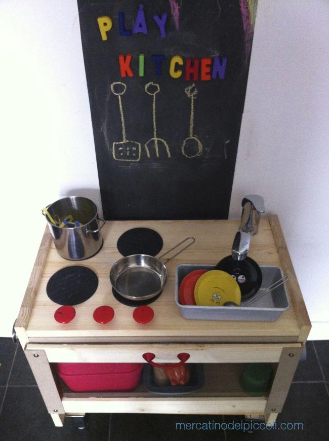 oltre 25 fantastiche idee su cucina giocattolo su pinterest ... - Cucine Bambini Ikea
