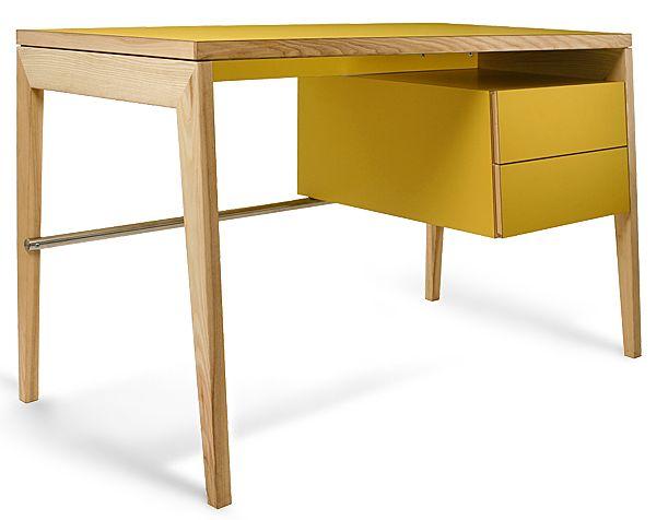 Mint skrivbord med förvaring från Mint hos ConfidentLiving.se