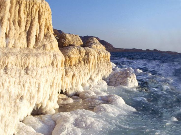 Swim in the Dead Sea Israel