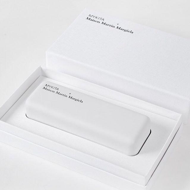 Mykita + Maison Martin Margiela eyewear collection