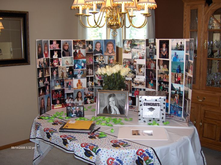 Graduation Party Ideas Photo Gallery Decorations Graduationgraduation Foodscollege