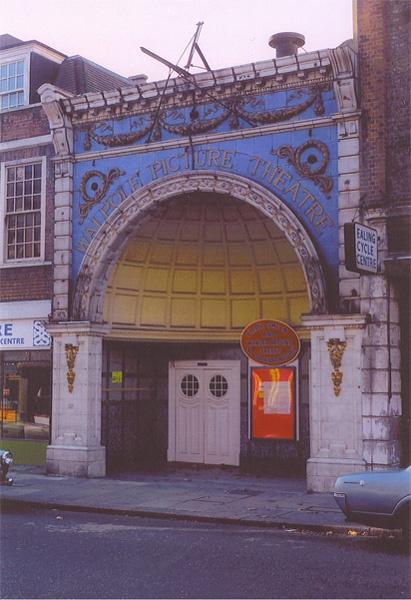 Walpole Cinema, Bond Street – 1977