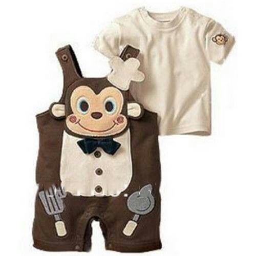 Extrêmement Oltre 25 fantastiche idee su Vestiti per neonati maschi su  GW45