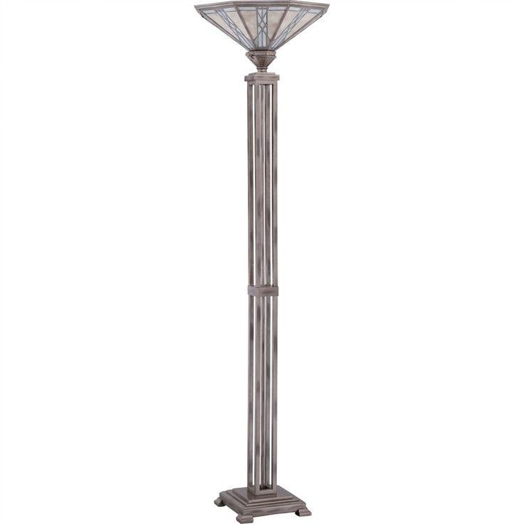 "Cyrus 70"" Torchiere Floor Lamp"