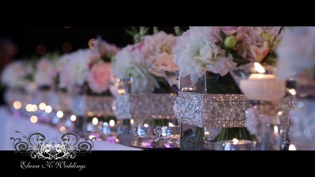 """Allow Elana K Weddings to style your very special day with our """"Diamonds & Pearls"""" Collection.  elanakweddings@hotmail.com"""