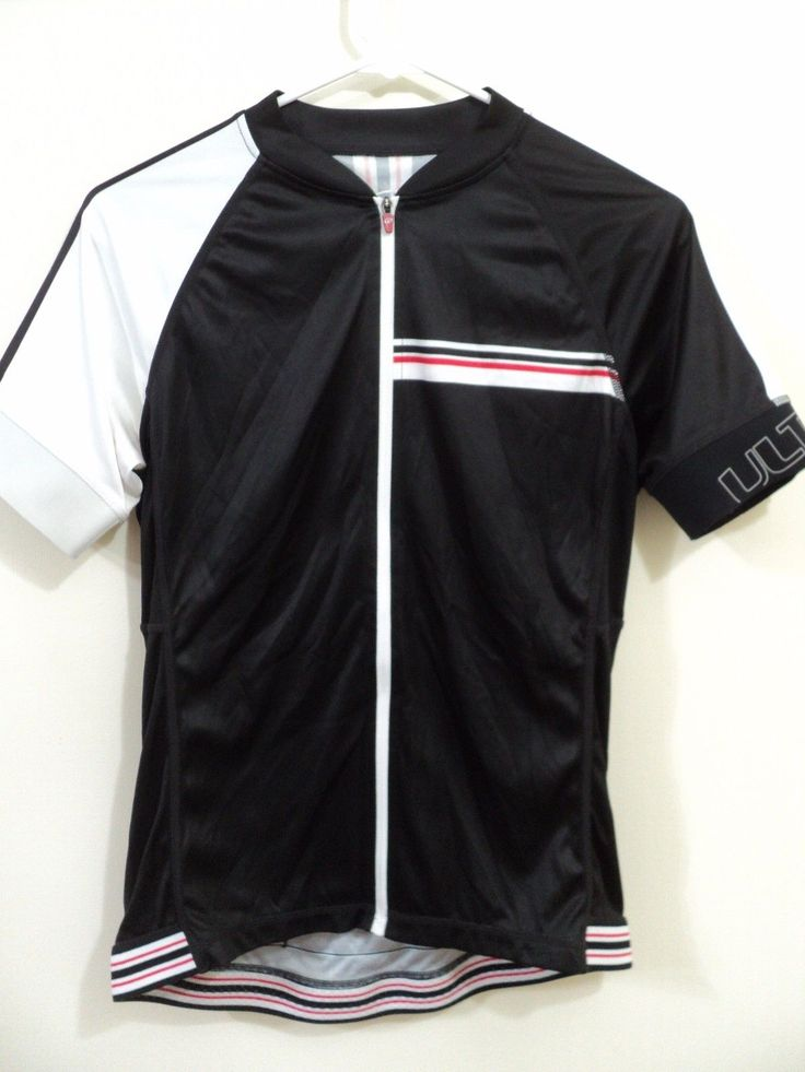 Performance Bicycle Ultra Short Sleeve Cycling Jersey Shirt Womens Size L Large