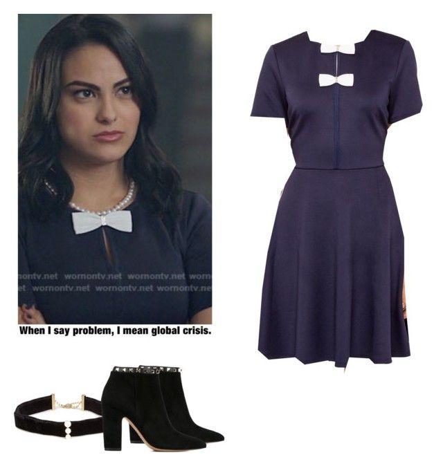 Veronica Lodge - Riverdale | V Lodge | Pinterest | Tenue vestimentaire Tenue et Vestimentaire