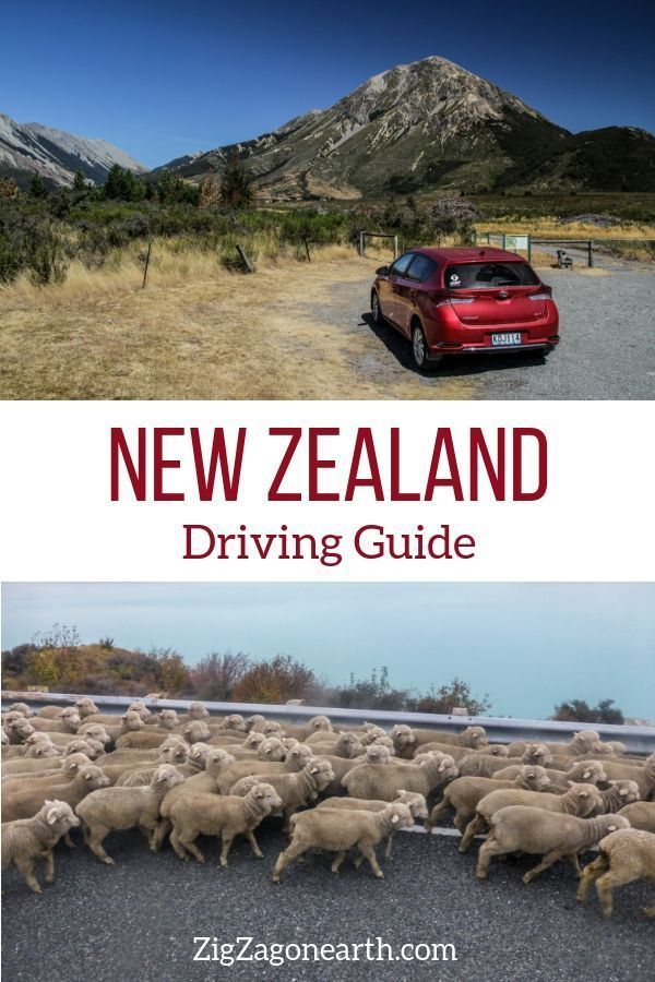 Renting A Car Driving In New Zealand Guide Video New