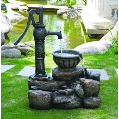 15 Best Images About Hand Pump Water Feature On Pinterest