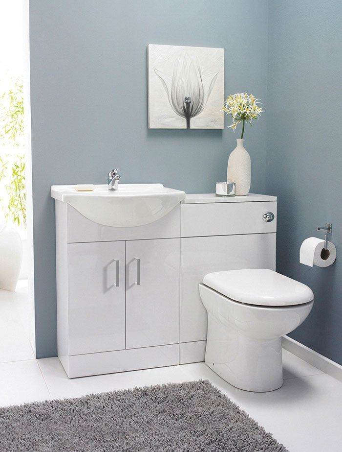 A Cloakroom Bathroom Can Be Very