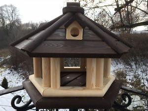 Vogelhaus Top-Qualität K.PMCO in Garten & Terrasse, Dekoration, Vogelhäuser   eBay