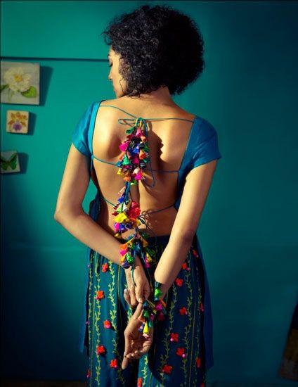 Anupama Dayal's Ishq-e-Dilli Autumn/Winter '13-14 collection #desichic #indianfashion