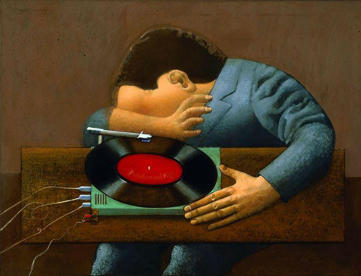 Co Westerik - Gramophone Player (1971)