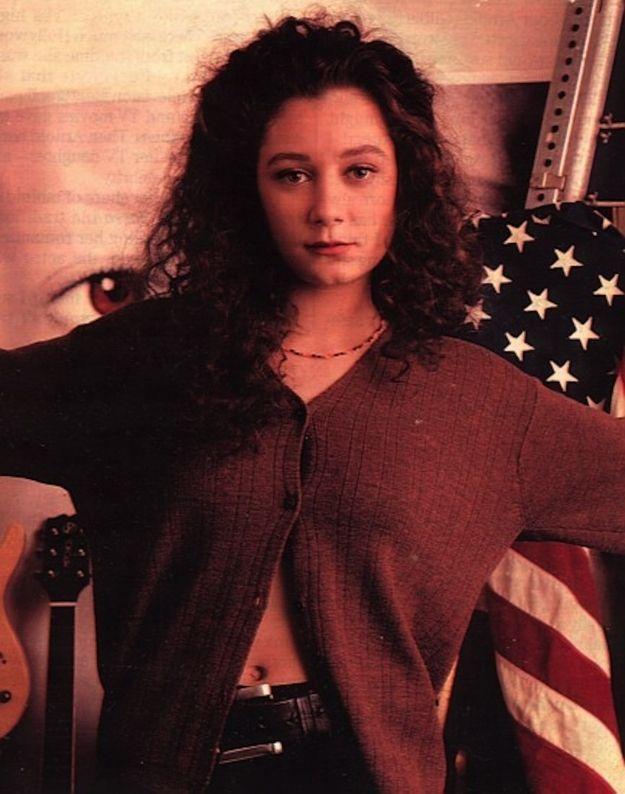 Darlene Conner, my inner 90's goddess.