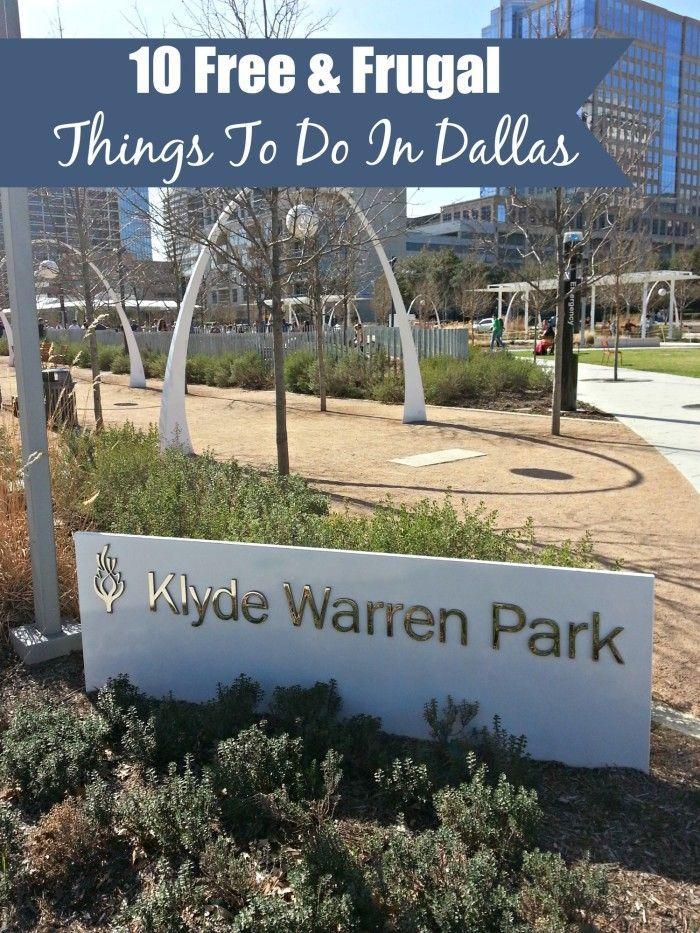Dallas teen vacation ideas