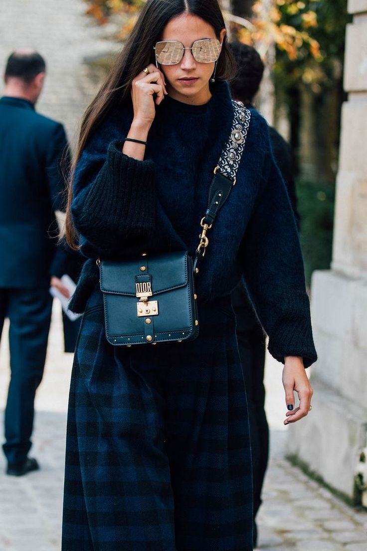 The Best Street Style Looks From Fashion Weeks #parisfashionweeks,