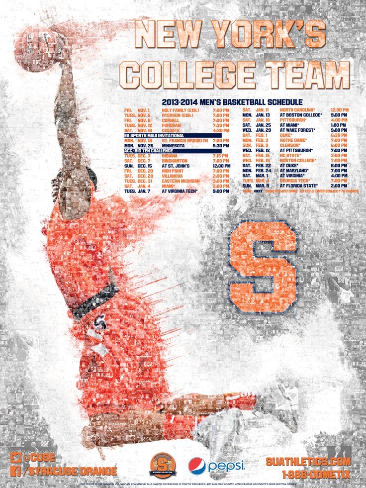 Syracuse Men's Basketball 2013-14