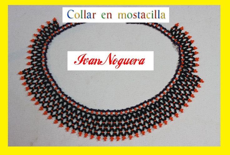 Como hacer un collar CULTURAL