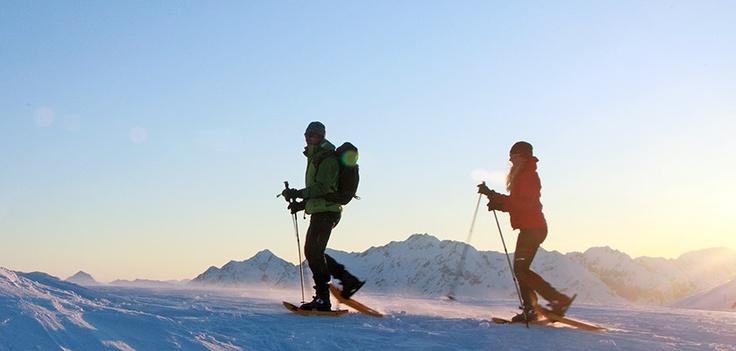 Schneeschuhwandern im Ahrntal ♥ Ciaspolata nella Valle Aurina
