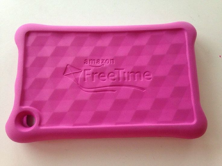 """Kindle FreeTime Kid-Proof Case for the Kindle Fire HD, Pink For 7"""" Display  