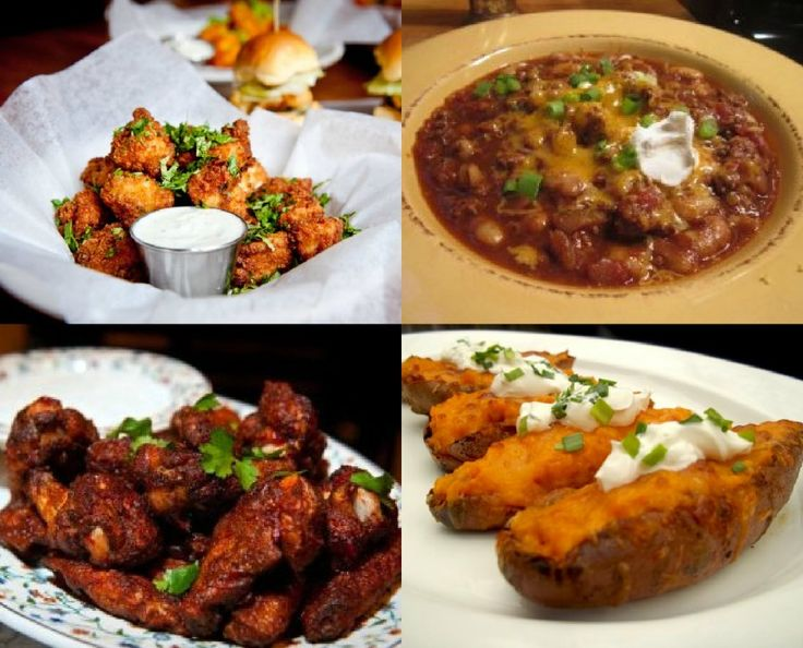 NFL season is officially in the house. Here are 25 easy tailgating recipes to kick off your snack game: