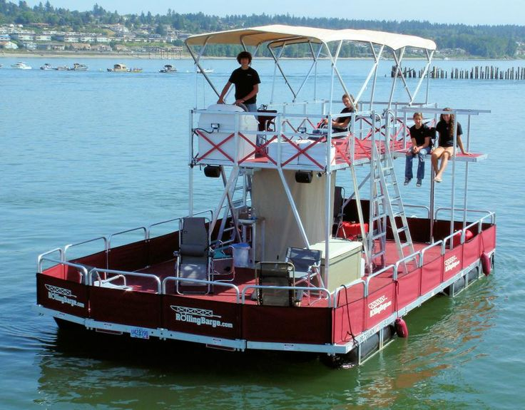 50 best Party Pontoon Ideas images on Pinterest   Houseboats ...