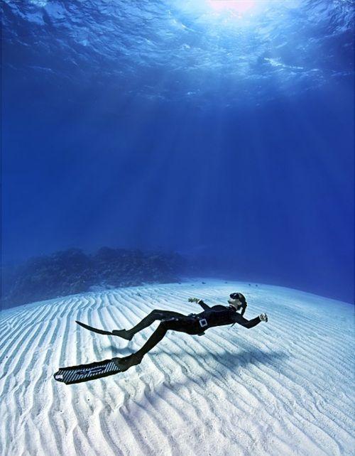 Scuba diving - Great Barrier Reef, Australië http://vertrekdirect.nl/bestemming/australie?utm_source=pinterest&utm_medium=textlink&utm_campaign=socialmedia
