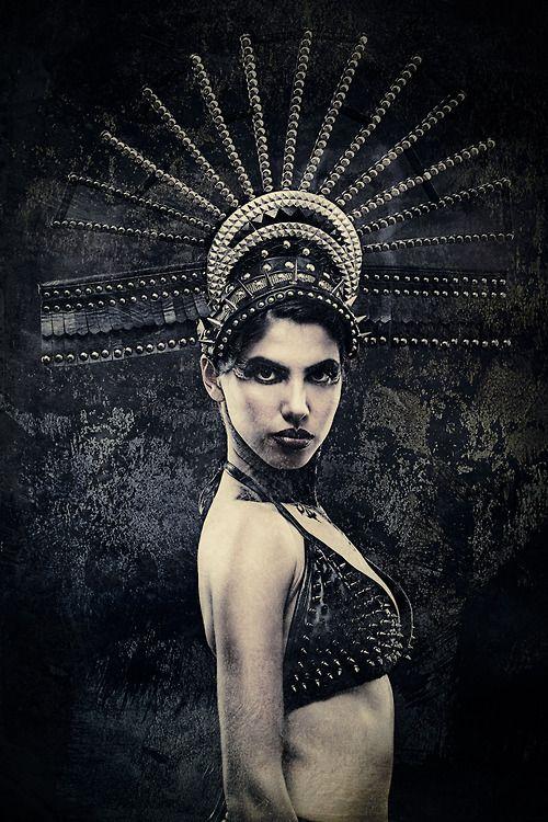 Miss G Designs - Dark Beauty Magazine Photographer: Yifei ...