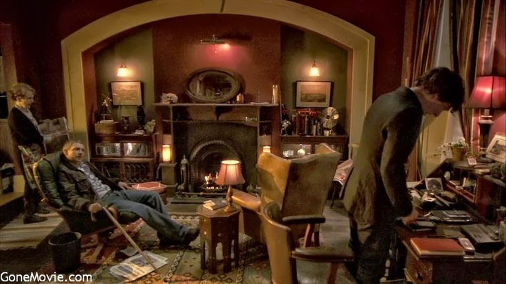 Sherlock S Flat This Is Different Home Sherlock