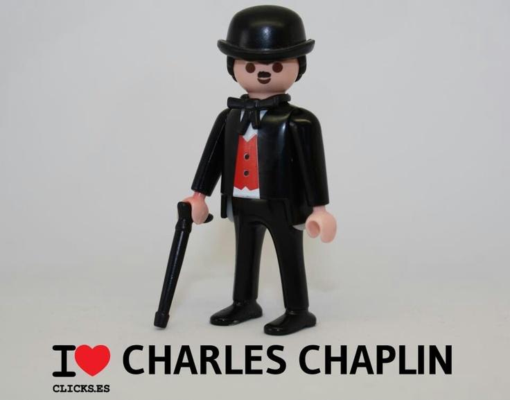 Chaplin Playmobile!!