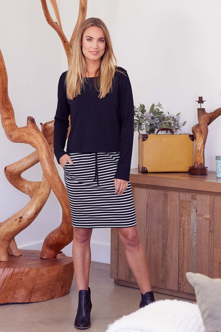 BIRD KEEPERS - The Two In One Ponte Dress