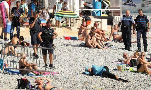 By Siobhan Mcfadyen   A FURIOUS row has erupted in France amid claims photos…