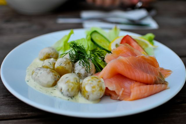 Swedish Food - Photography by Lola Akinmade