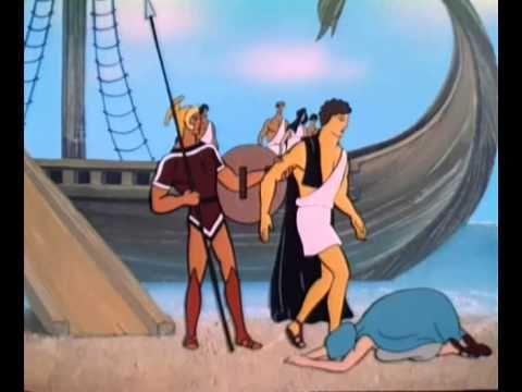 Eπιστροφή Ηρακλή από Όλυμπο - YouTube