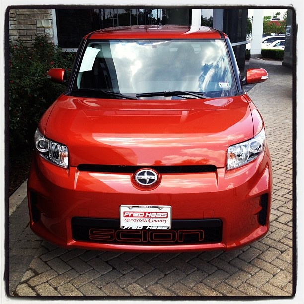 My Next Car . . . Scion! I Hope!