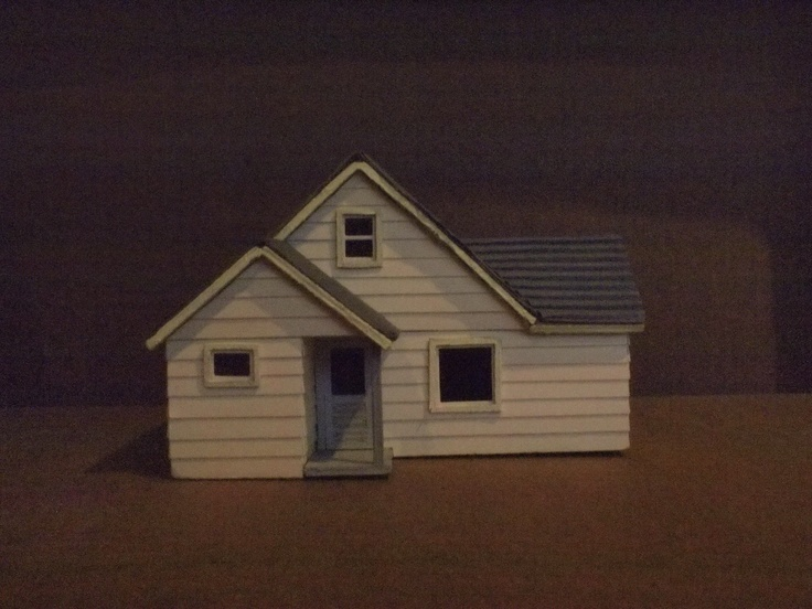 I'm obsessed with dollhouses and the idea of possessing tiny things that we can keep safe with us, always.