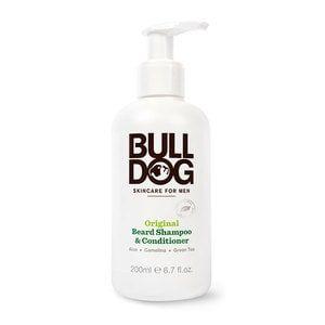 Bulldog Original 2in1 Beard Shampoo and Conditioner 200ml