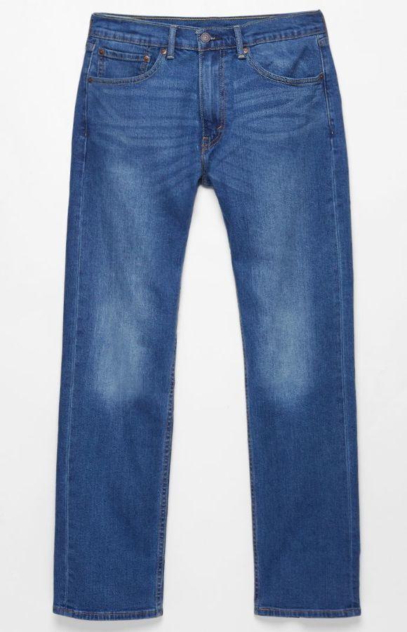 Levi's 505 Regular Fit Big Root Jeans