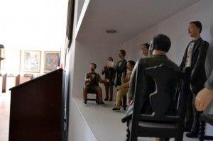Se conmemora natalicio del patricio Juan Pablo Duarte; sigue en reparación casa museo