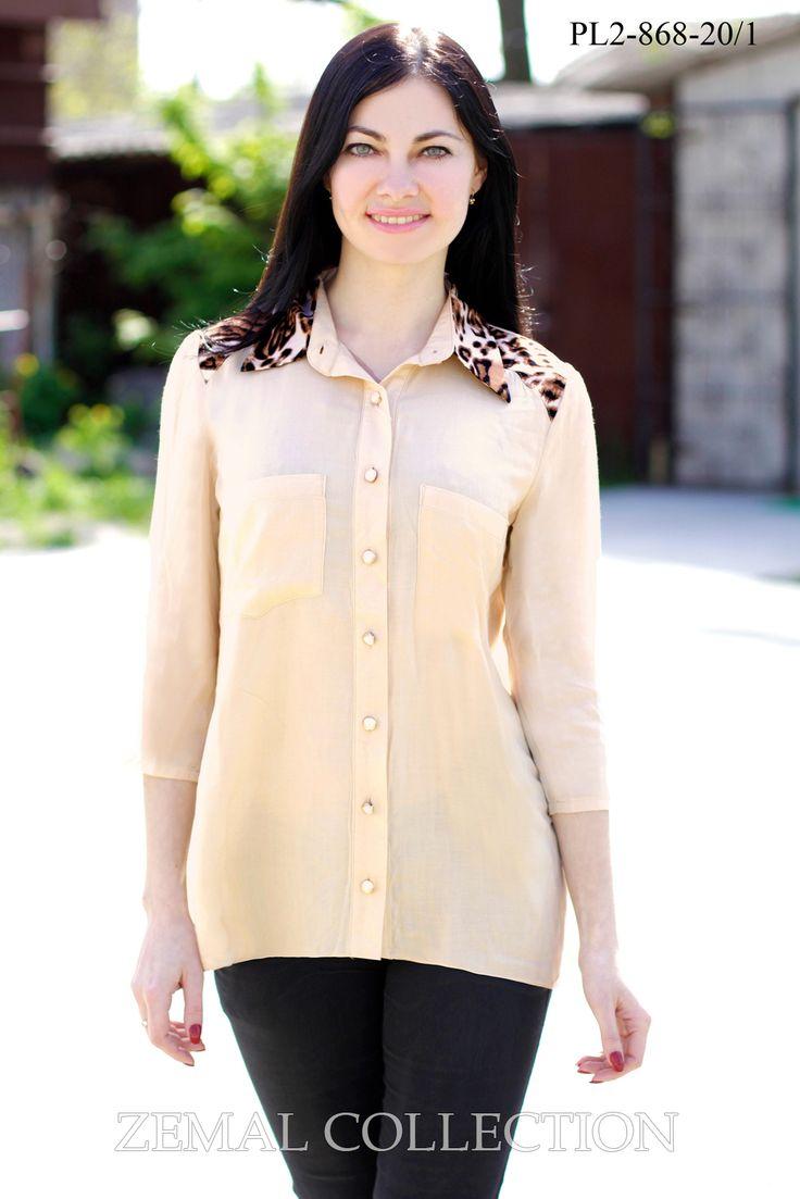 Женская - Школьная ярмарка - Блуза PL2-868