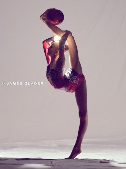 Rhythmic Gymnastics  By James GLADER  ♥