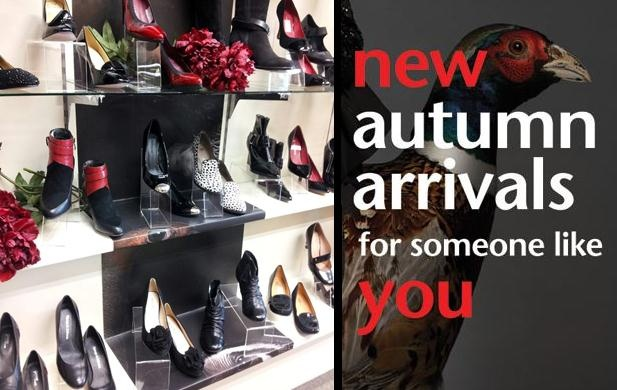 Autumn 2013 range has arrived at Footloose!! - Women's Designer Footwear - 1193 Eruera Street, Rotorua - www.footloose.co.nz