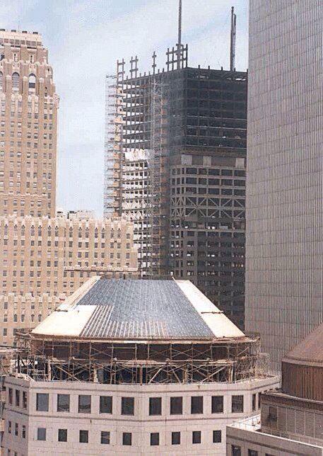 World Trade Center 7 construction