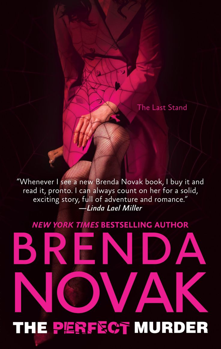 Brenda Novak's The Perfect Murder If Someonemits The Perfect Murder…  For More Than
