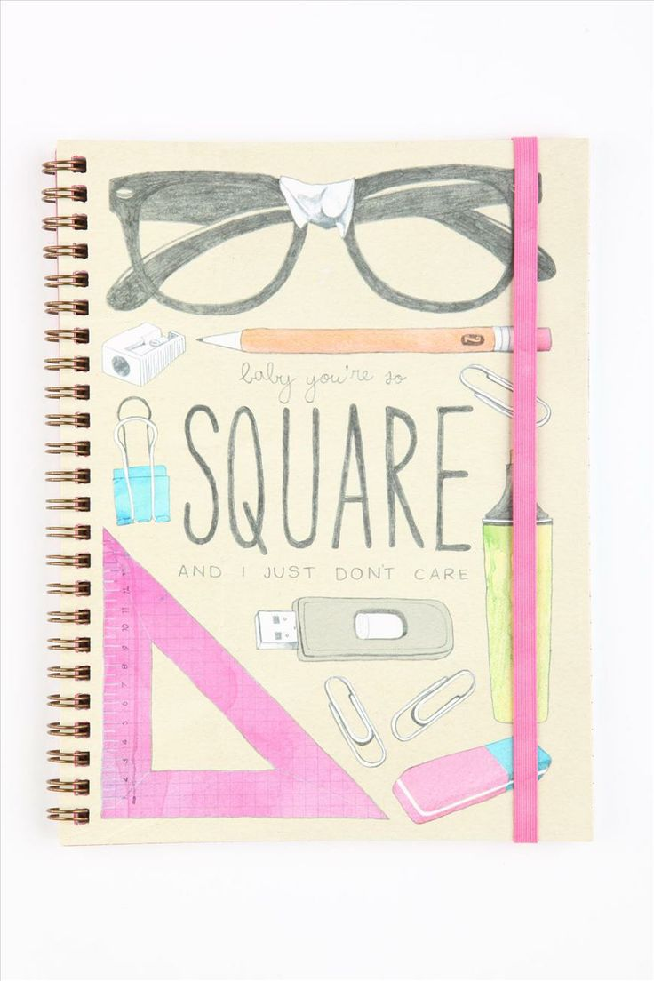 a5 spinout notebook   Cotton On