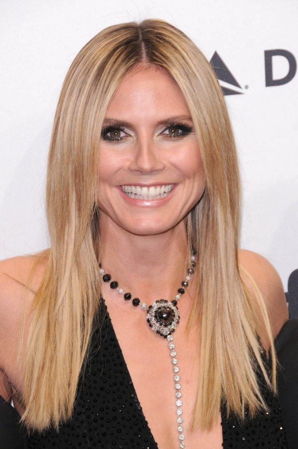 pony hair styles 30 best images about heidi klum on heidi klum 2175